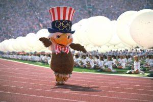 Olympic mascot KreedOn