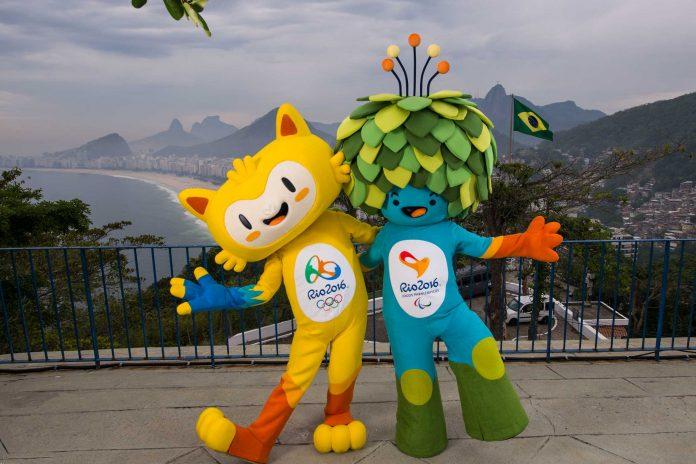 Olympic Mascots KreedOn