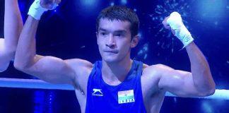 Shiva Thapa Boxer KreedOn