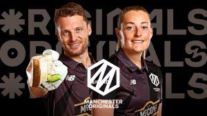 Manchester OriginalsThe hundred Cricket KreedOn