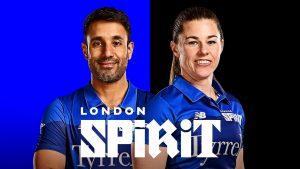 London Spirit The hundred cricket KreedOn