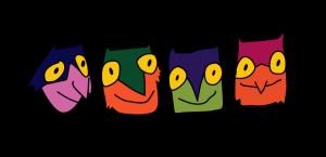 Sukki, Nokki, Lekki, and Tsukki Olympic Mascots KreedOn