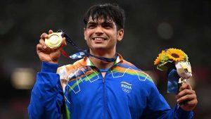 indian olympic medal winners Neeraj Chopra KreedOn