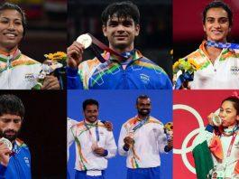 indian olympic medal winners KreedOn