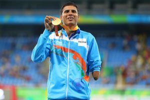 Indian Paralympians Devendra Jhajaria KreedOn