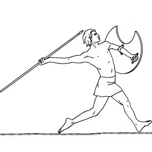 Javelin Throw KreedOn