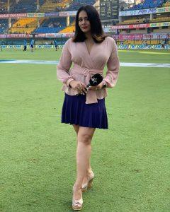Mayanti Langer sports journalists in india KreedOn