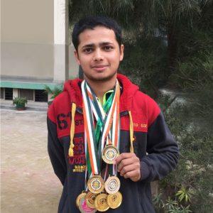 Manish Narwal Indian Paralympians KreedOn