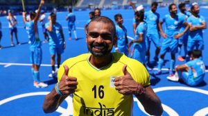 P.R Sreejesh Indian Hockey Player KreedOn
