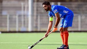 Harmanpreet Singh Indian Hockey Player KreedOn