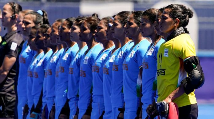 Women Hockey India KreedOn