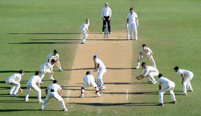Names of cricket fielding positions | KreedOn