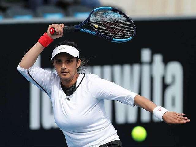 Sania Mirza   Female Tennis Players in India   KreedOn