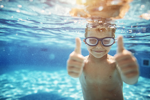 Swimming Benefits KreedOn