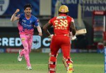 rajasthan royals vs punjab kings highlights | KreedOn