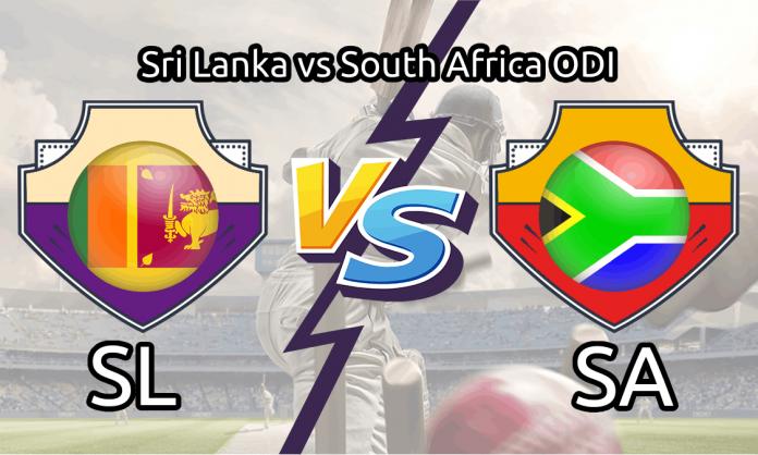 SL vs SA 1st ODI Dream11 Prediction   KreedOn