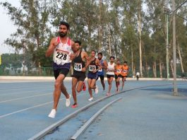 60th national open athletics championships 2021 | KreedOn