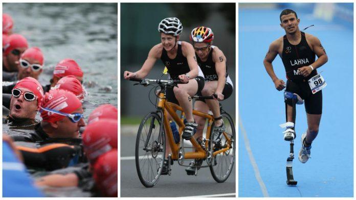 Para Triathlon   KreedOn
