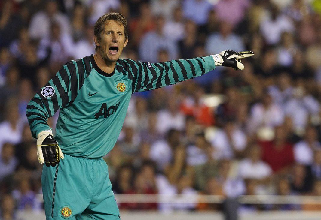 Edwin Van Der Sar - best goalkeeper in the world   KreedOn