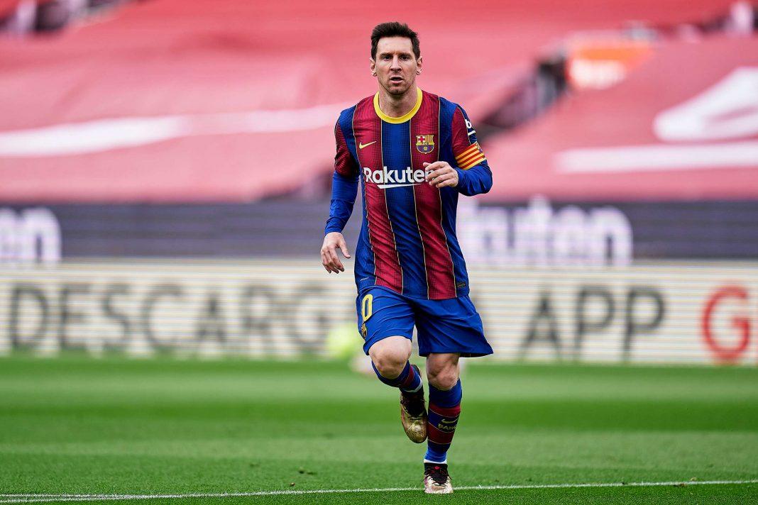 Lionel Messi - highest goal scorer in international football history most goals in football | KreedOn