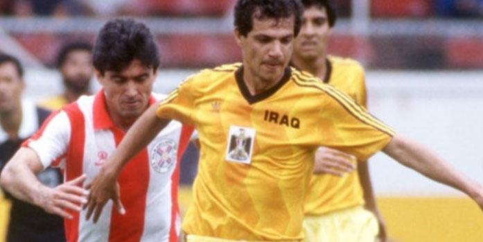 Hussain Saeed - highest goal scorer in international football history most goals in football | KreedOn