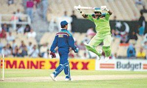 Ind vs Pak | Javed Miandad and Kiran More | KreedOn