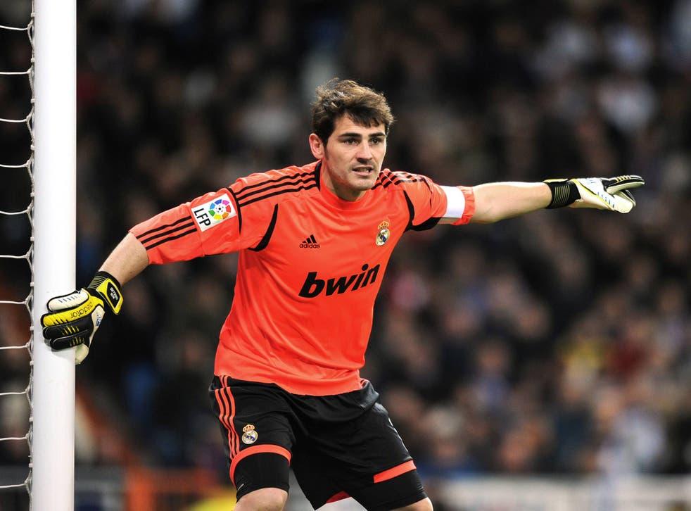 Iker Casillas: best goalkeeper in the world   KreedOn