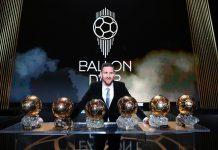 ballon d'or winners | lionel messi - KreedOn