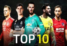 top 10 best goalkeeper in the world - KreedOn