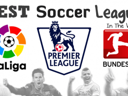 top football leagues in the world