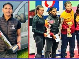Latest-indian sports-news-Bhavani-Devi-Fencing-KreedOn
