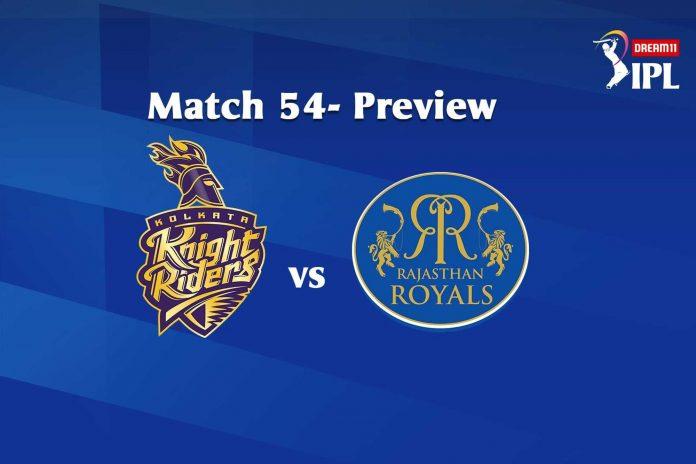 KKR vs RR Dream11 Prediction Team   KreedOn
