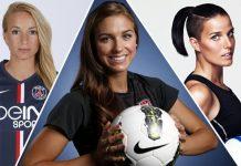 best women footballers - KreedOn